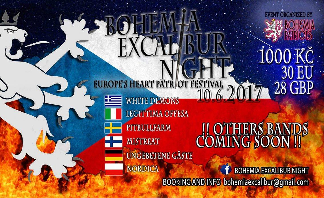 Bohemia excalibur night